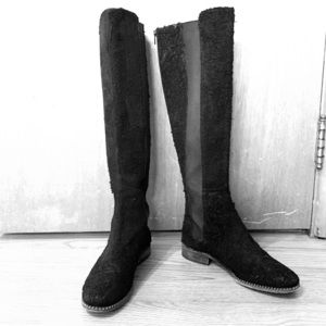 Black free people boots